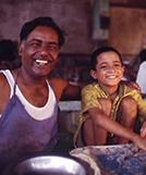 インドでの写真
